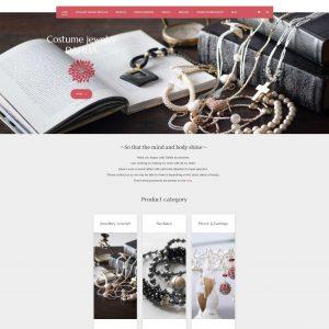 Jewelry Crochet Dahlia